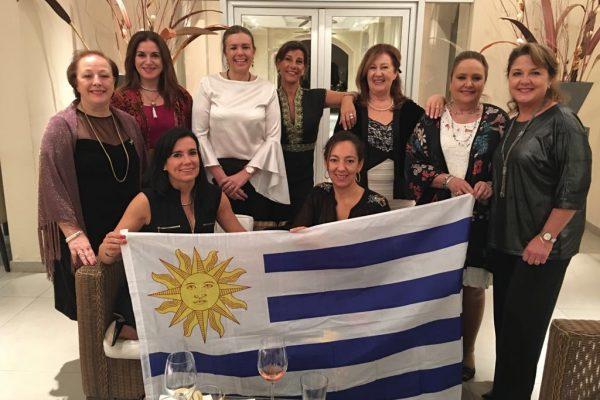 Socias OMEU en el Encuentro del Continente Americano