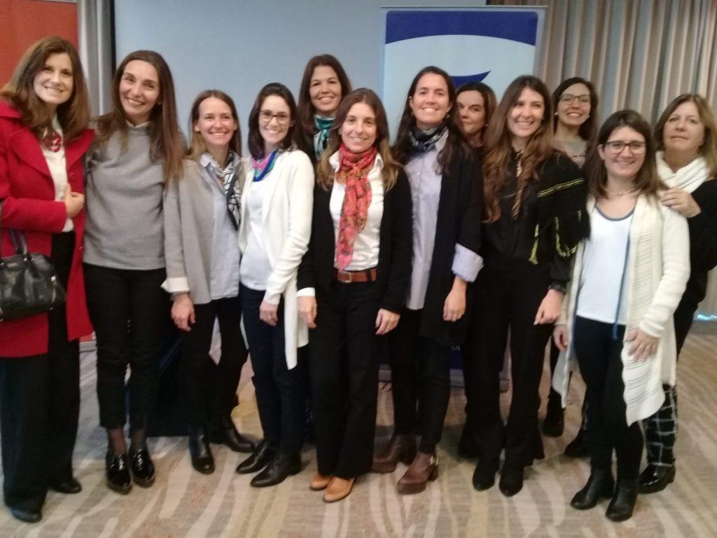 Foto grupal Mentorías individuales más emprendedoras 2018